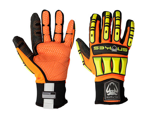 Snakes Oil & Gas Gloves