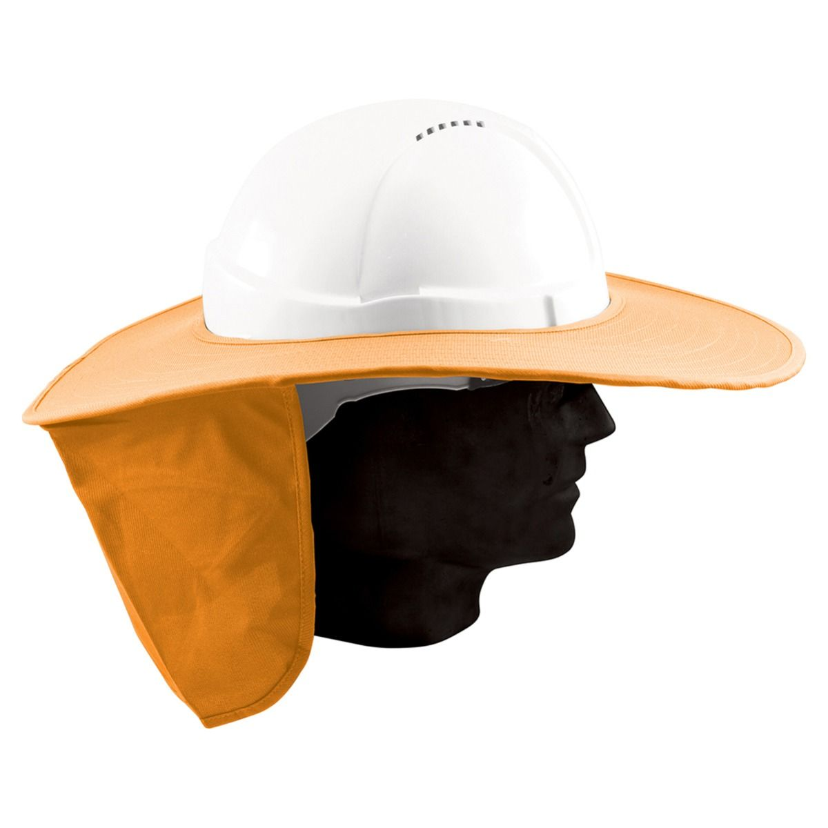 OnSite Safety Hard Hat Brim - Cloth/Plastic
