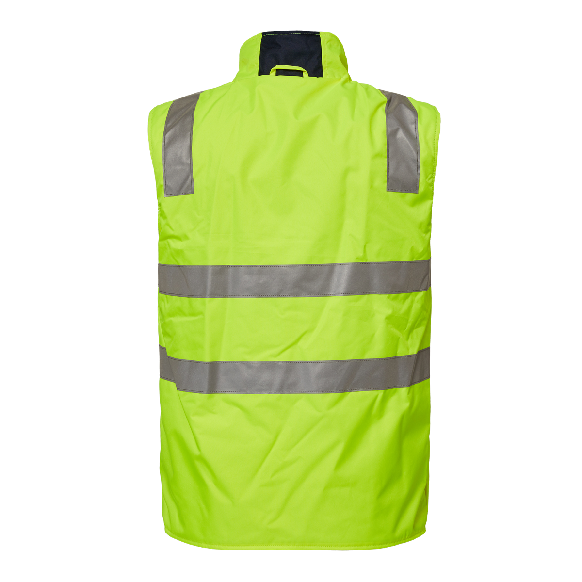 Workcraft Frost Hi Vis Taped Reversible Vest