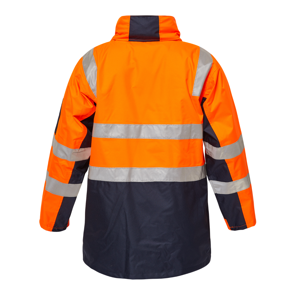 WorkCraft Hurricane Hi Vis BioMotion-Taped Shell Jacket