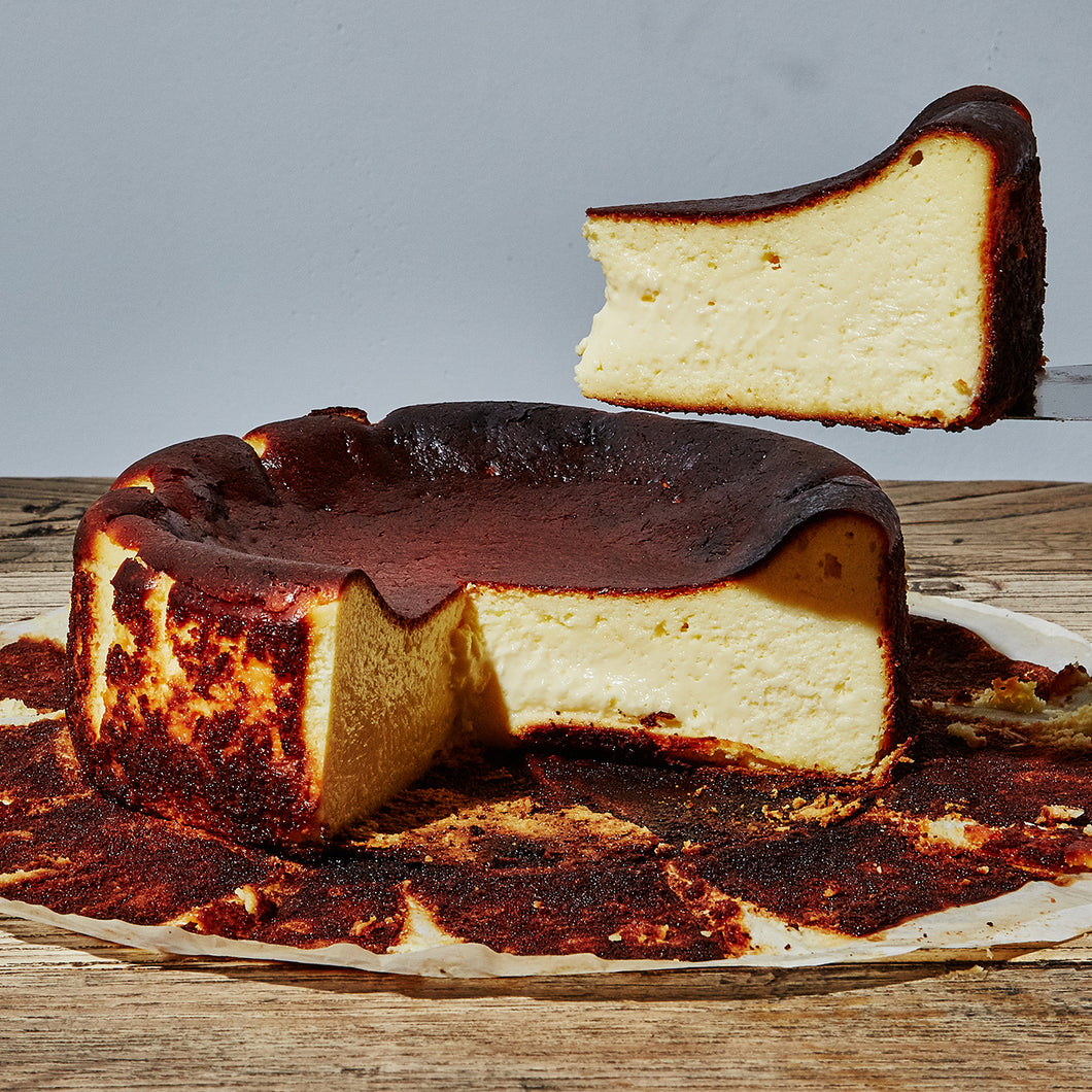 Basque Burnt Cheesecake (7