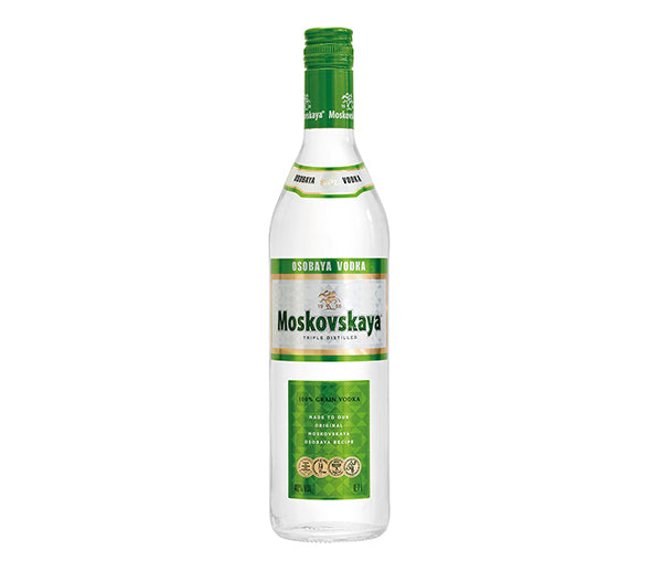 Vodka moskovskaya cl.70