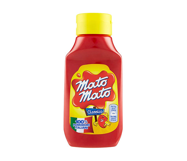 Ketchup mato mato gr.390 squeeze