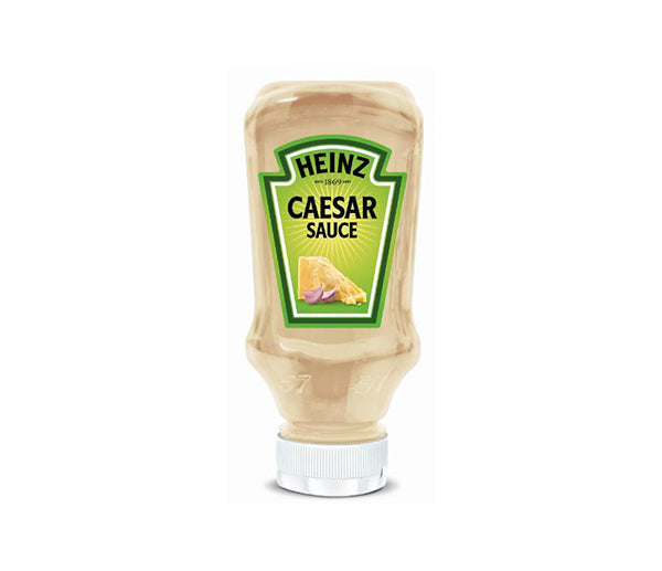 Salsa caesar gr.220 top down heinz