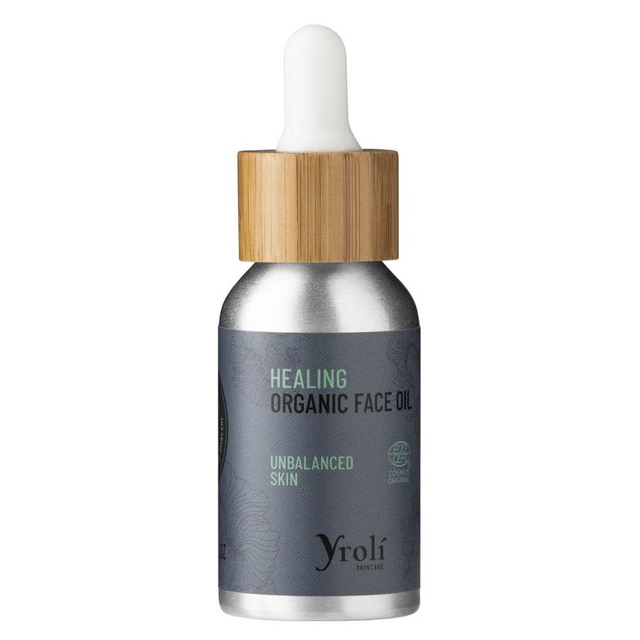 Certified Organic Healing Face Oil