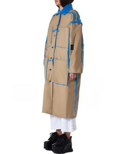 Codura Teddy Coat