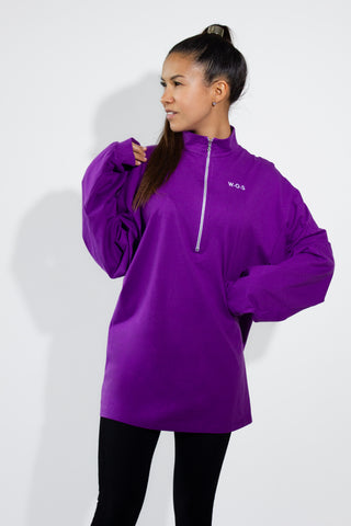 Purple Longsleeve Wos
