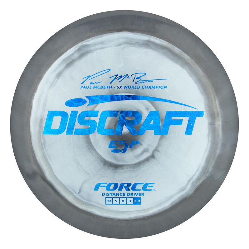 Discraft ESP Force (Paul McBeth Signature Series)