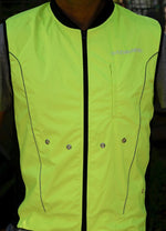 Load image into Gallery viewer, LED Cycling Gilet Original