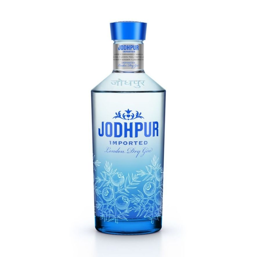 Jodhpur London Dry Gin - 43%