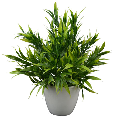 Artificial Bamboo in round big pot - Fancy Mart
