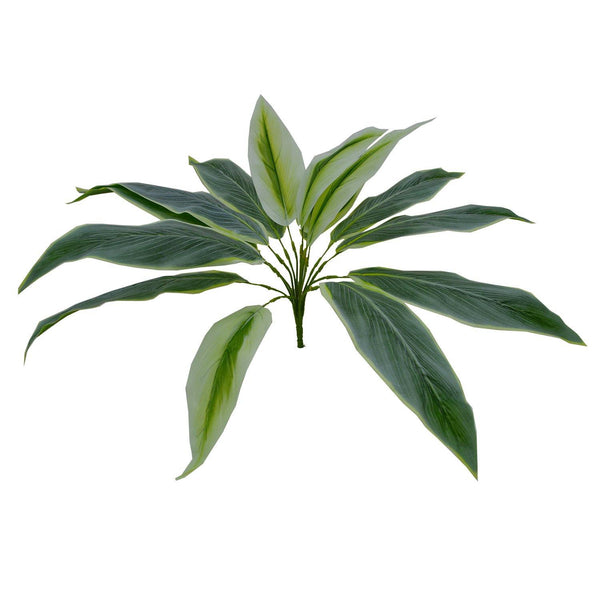 Artificial Plant with 15 Leaves Heads - Fancy Mart