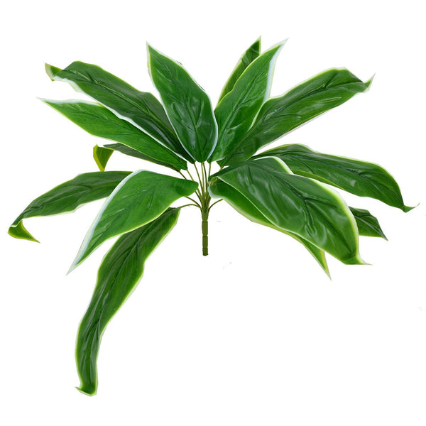 Artificial Plant with 15 Leaves Heads
