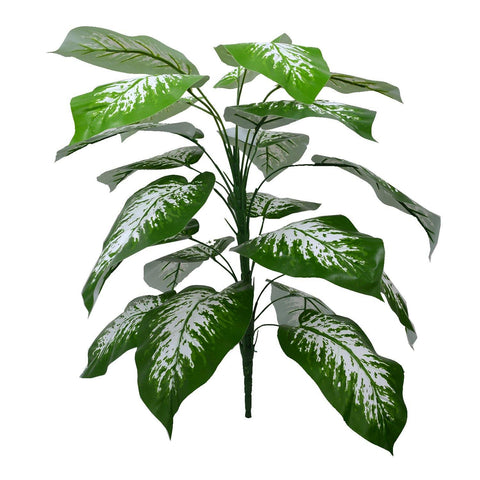 Artificial Plant with 21 Leaves Heads - Fancy Mart