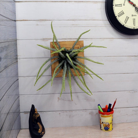 Artificial Fern Plant Wall Hanging Panel