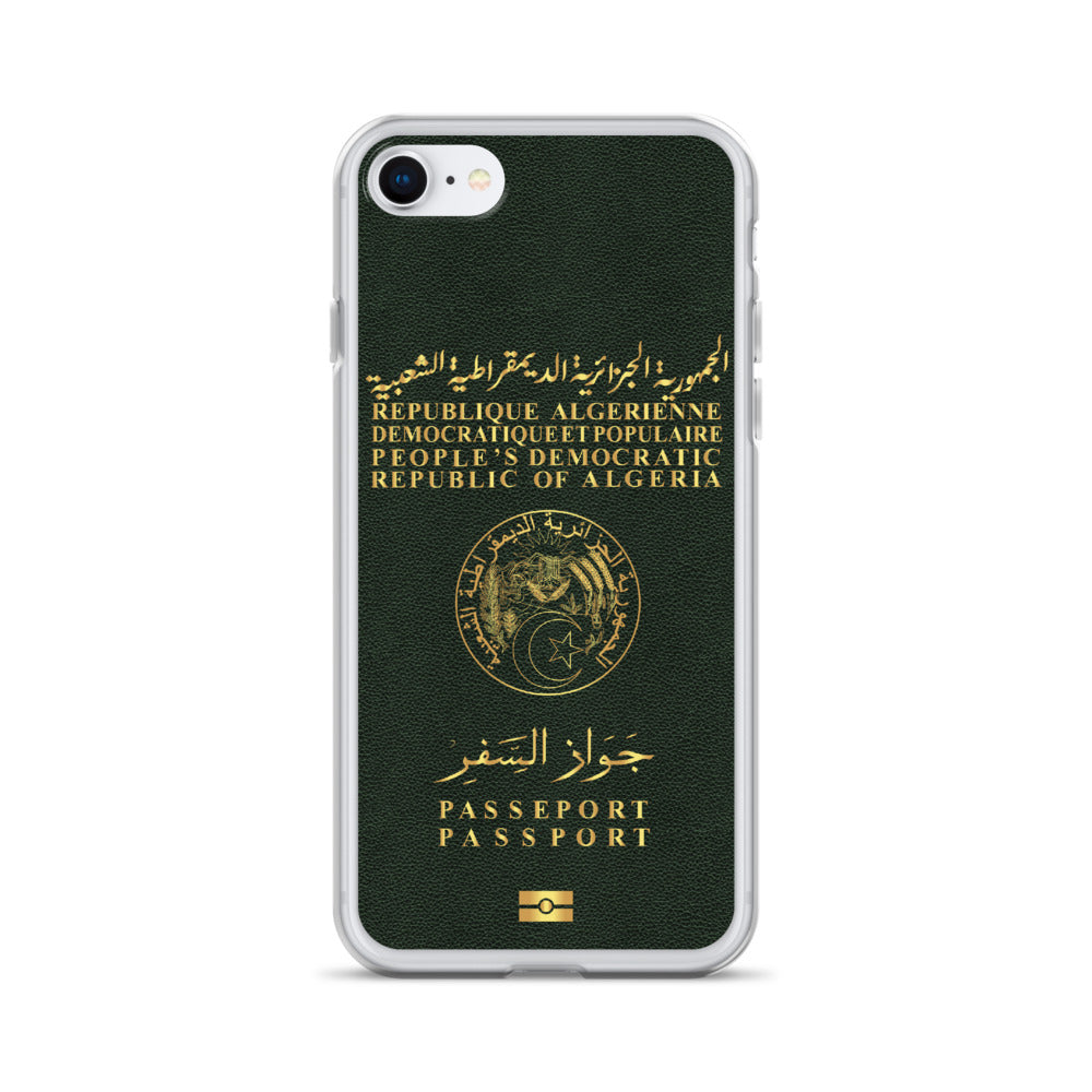 Passeport coque iPhone