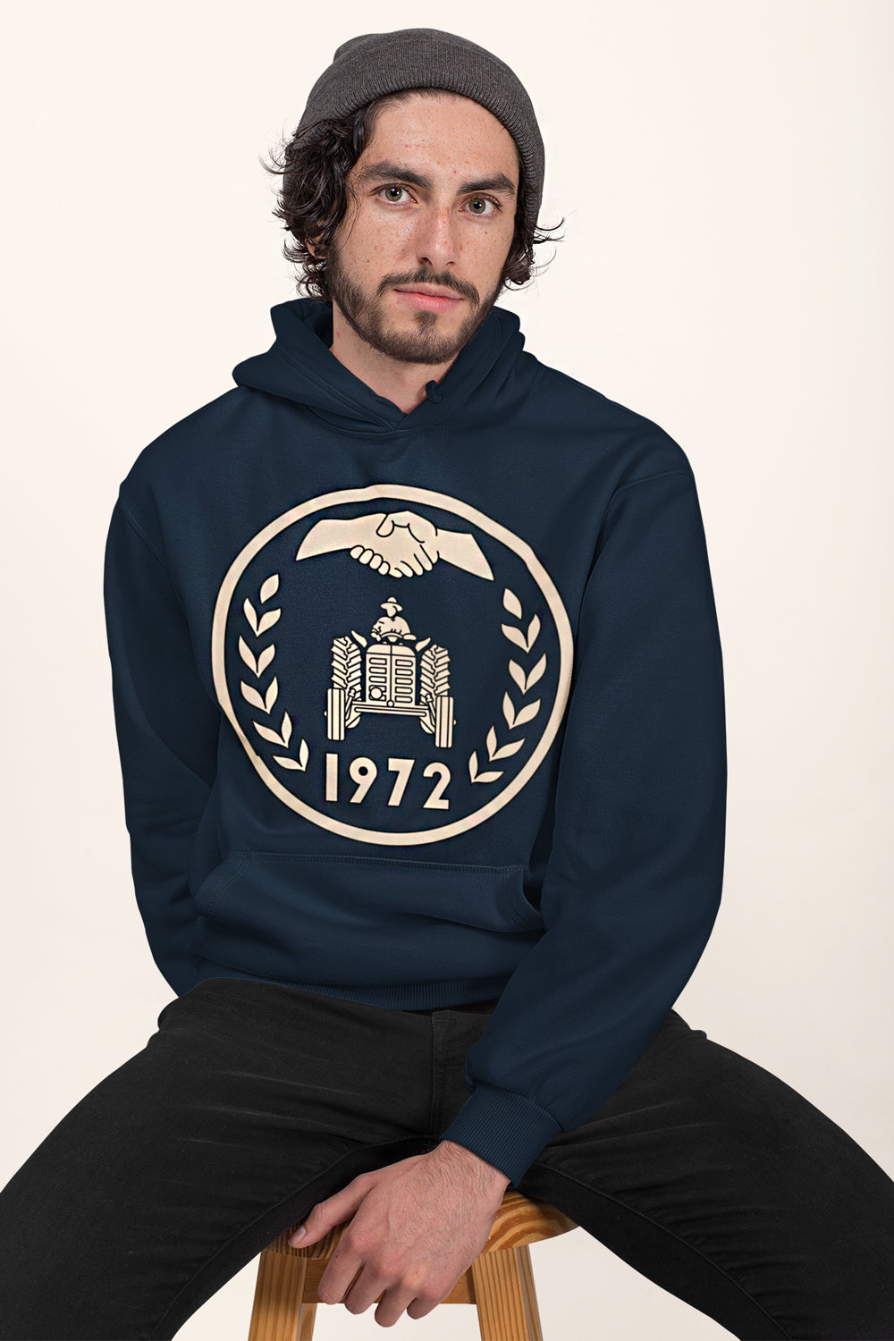 1DA Sweat à capuche