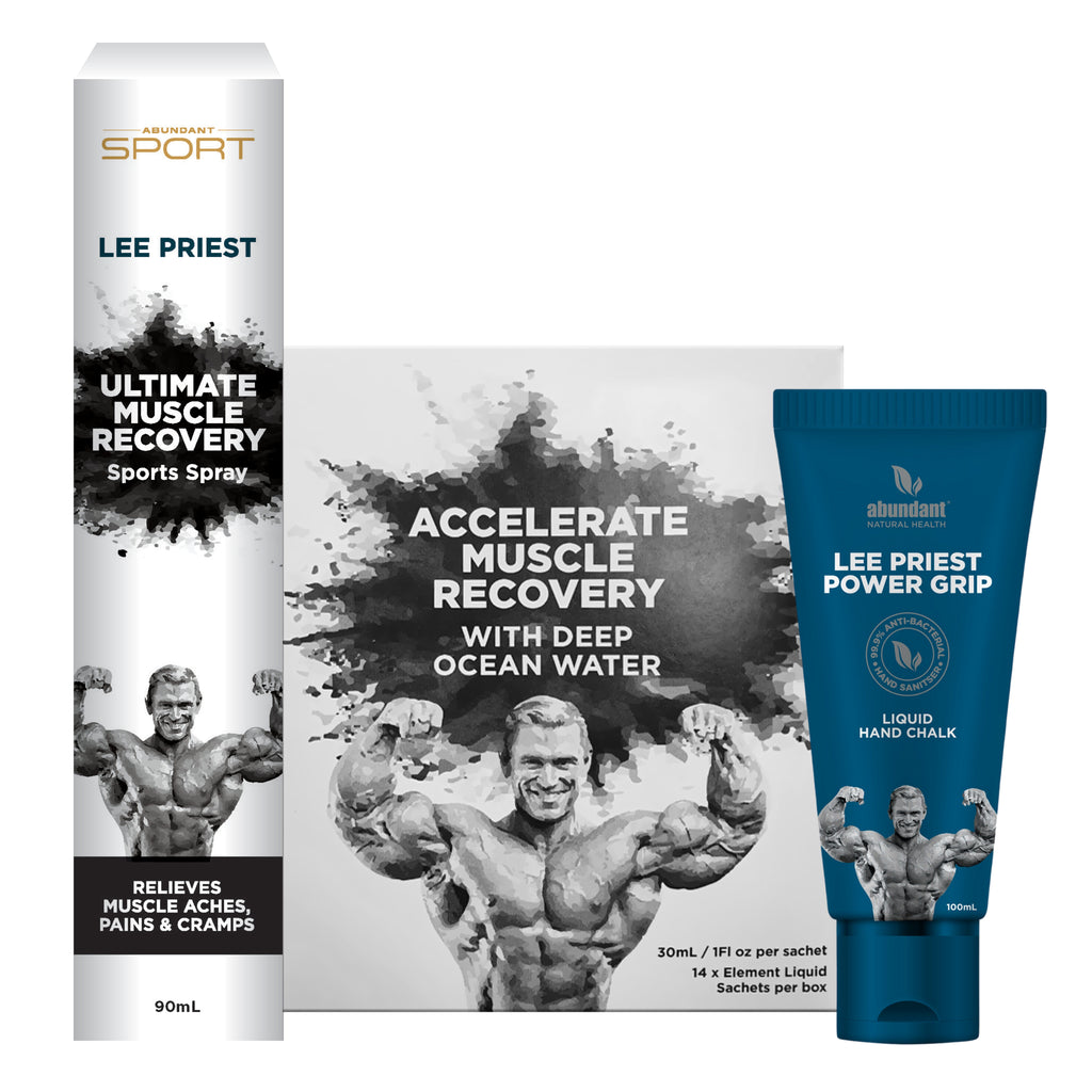 Lee Priest Ultimate Bundle