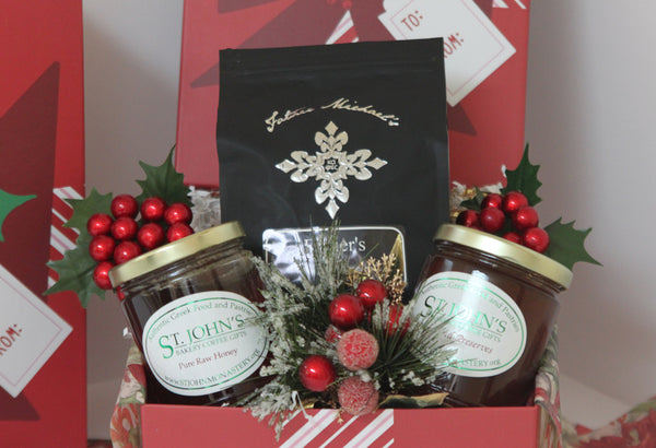 Christmas Pastry Box 7