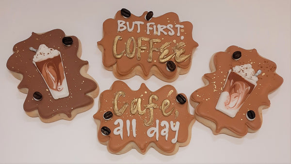 Coffee Sugar Cookie