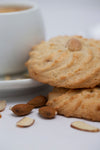 Almond Meringue Cookie