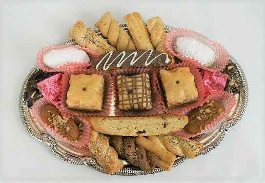 Assorted Pastries Tray