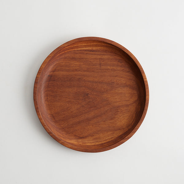 Solid Kiaat Wooden Plates