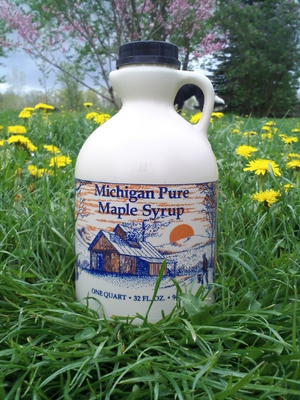 Open image in slideshow, Wood Fired Maple Syrup