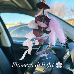 Hanging Flower For Car