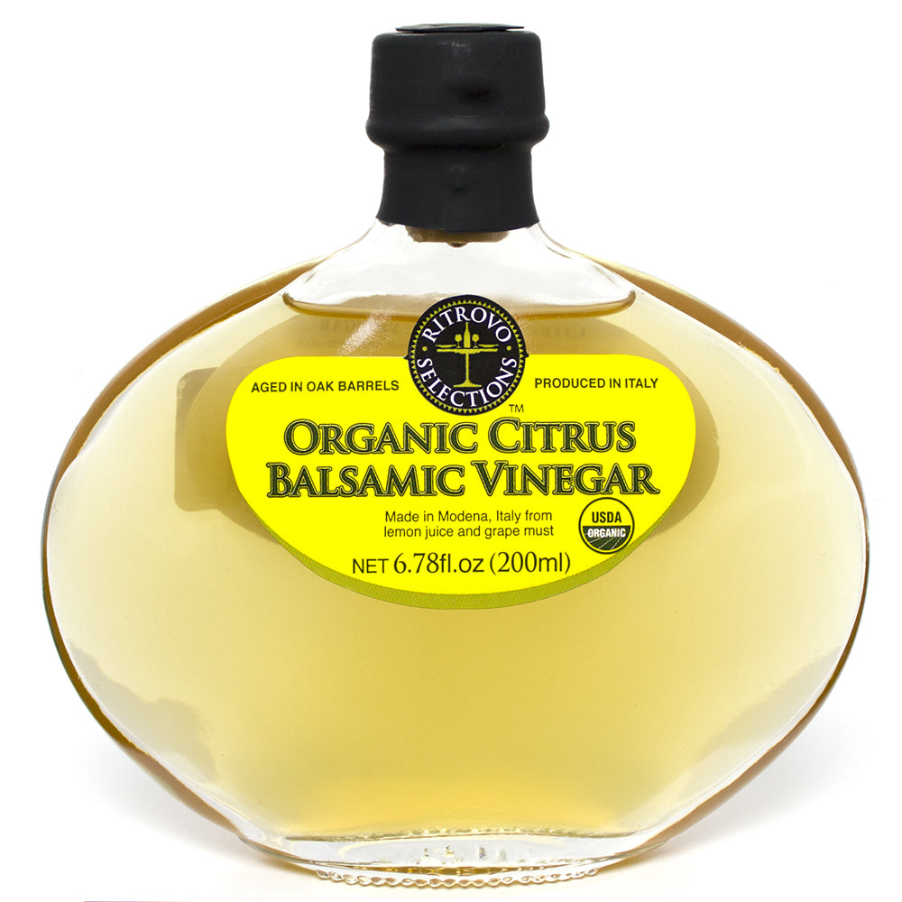 Ritrovo Selections Organic Citrus Balsamic 200mL