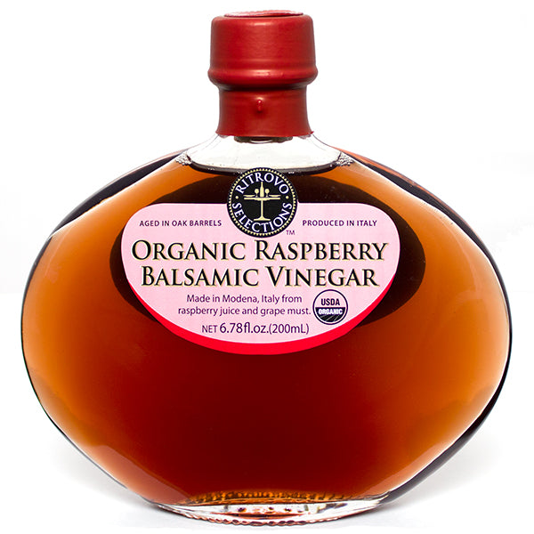 Ritrovo Selections Organic Raspberry Balsamic 200mL