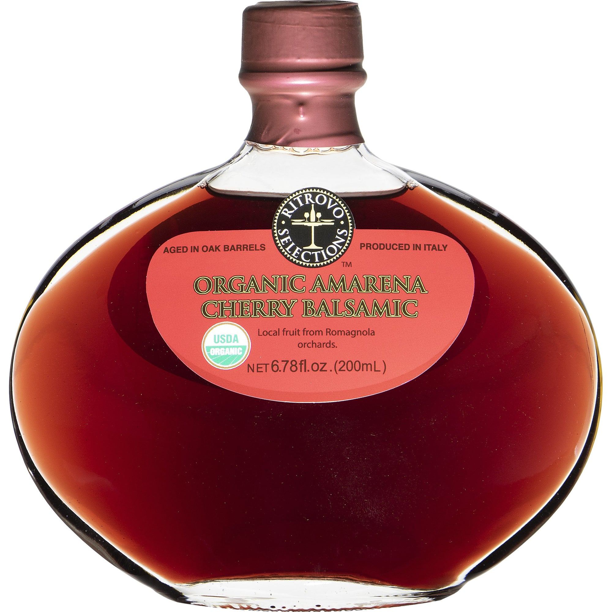 Ritrovo Selections Organic Amarena Cherry Balsamic 200mL