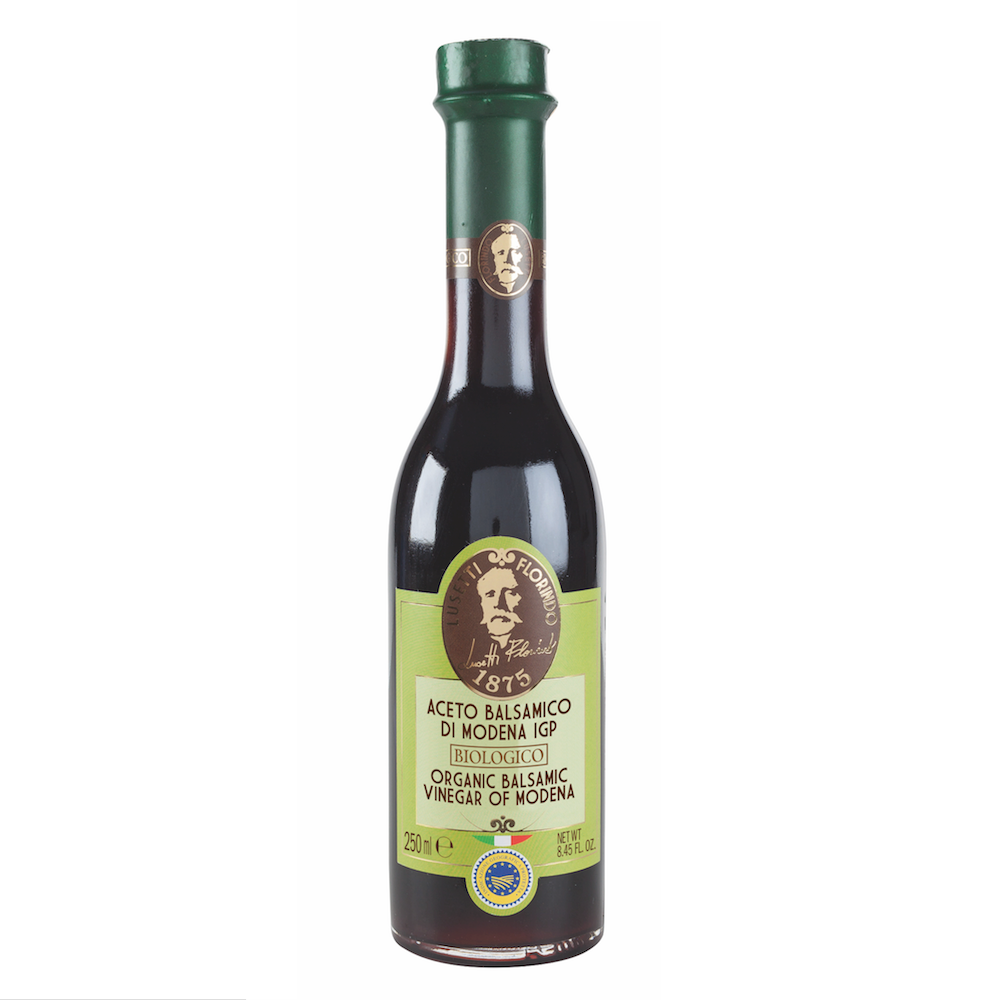 Florindo Organic Balsamic Vinegar of Modena 8.45oz