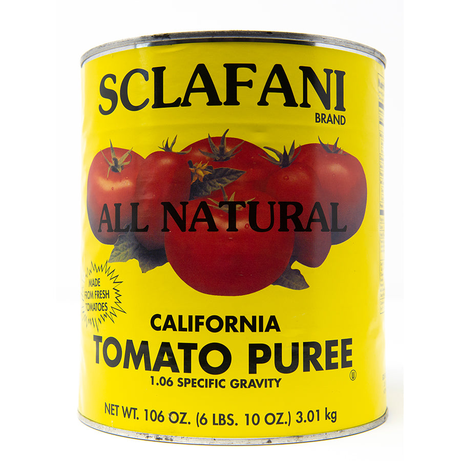 Sclafani California Tomato Puree #10
