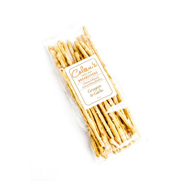 Coleen's Gruyere & Garlic Breadsticks 4oz