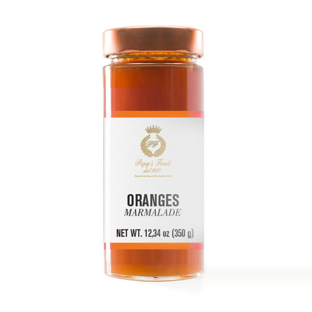 Popy's Fruit Orange Marmalade 350g