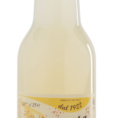 Paoletti Limonata Lemon Soda 250mL