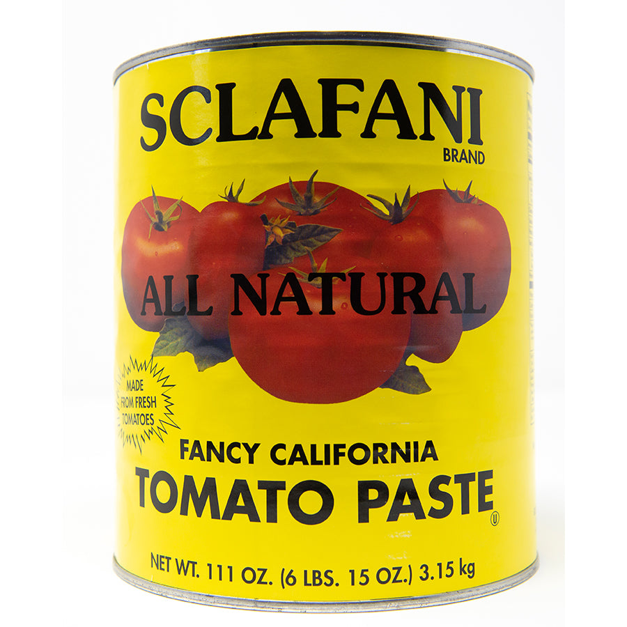 Sclafani California Tomato Paste #10