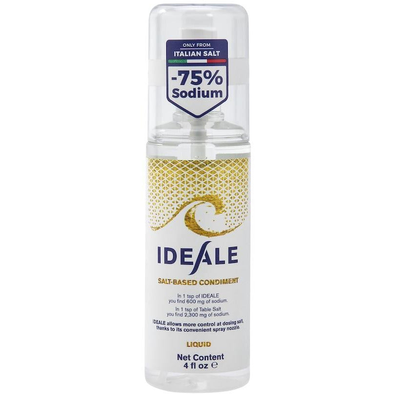 Sale Ideale Low Sodium Salt Based Condiment Spray 4oz