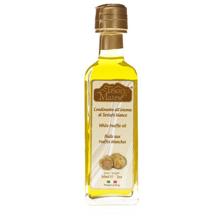 Tesori del Matese White Truffle Oil 250mL