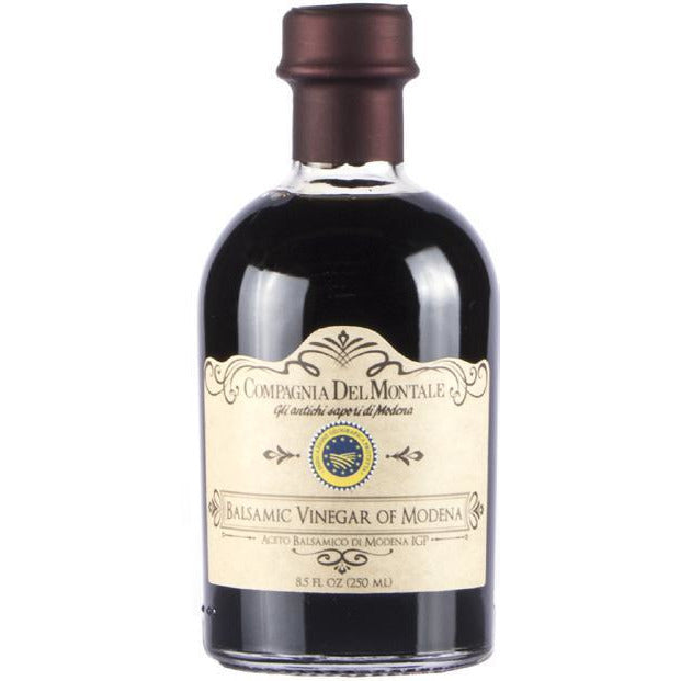 Compagnia del Montale Balsamic Vinegar of Modena IGP Pharmacy Bottle 8.45 fl. oz.
