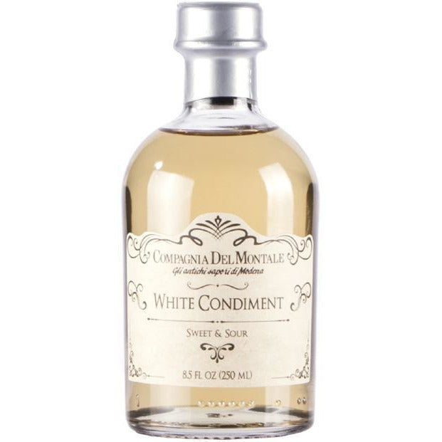 Compagnia del Montale White Balsamic Condiment Pharmacy Bottle 8.45 fl. oz.