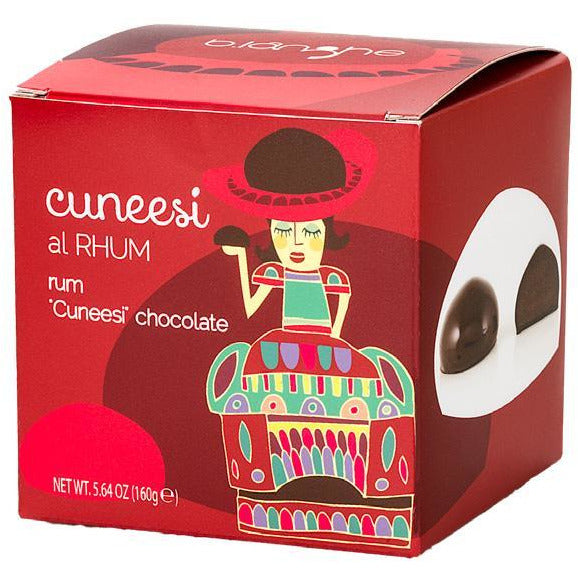B.Langhe Chocolate Cunesi with Rhum 5.64 oz
