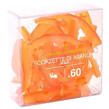 Fratelli Motta Candied Sicilian Orange Peel 5.8 oz.
