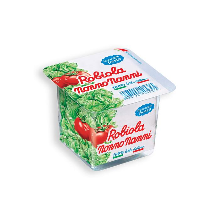 Nonno Nanni Spreadable Robiola Cheese 100g