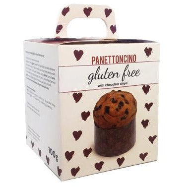 Flamigni Gluten Free Panettoncino with Chocolate 3.05 oz