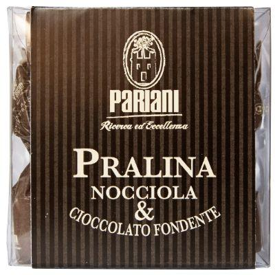 Pariani Hazelnut & Dark Chocolate Pralines 100g