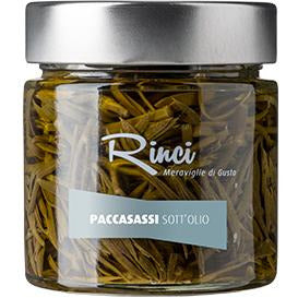 Rinci Pickled Sea Fennel Paccasassi in Olive Oil 200g