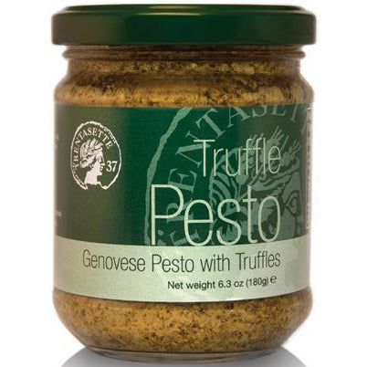 Trentasette Genovese Pesto Sauce with Truffles 6.35 oz