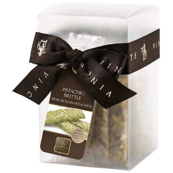 Vincente Pistachio Brittle Bars from Sicilian Pistachios 7.05 oz
